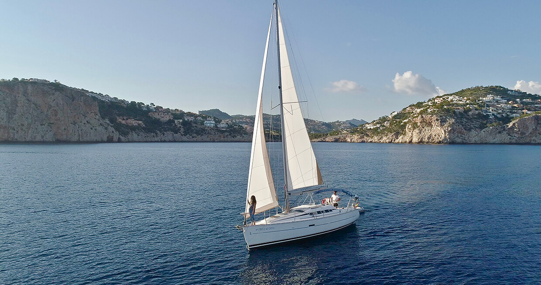 Alquiler de velero en Mallorca