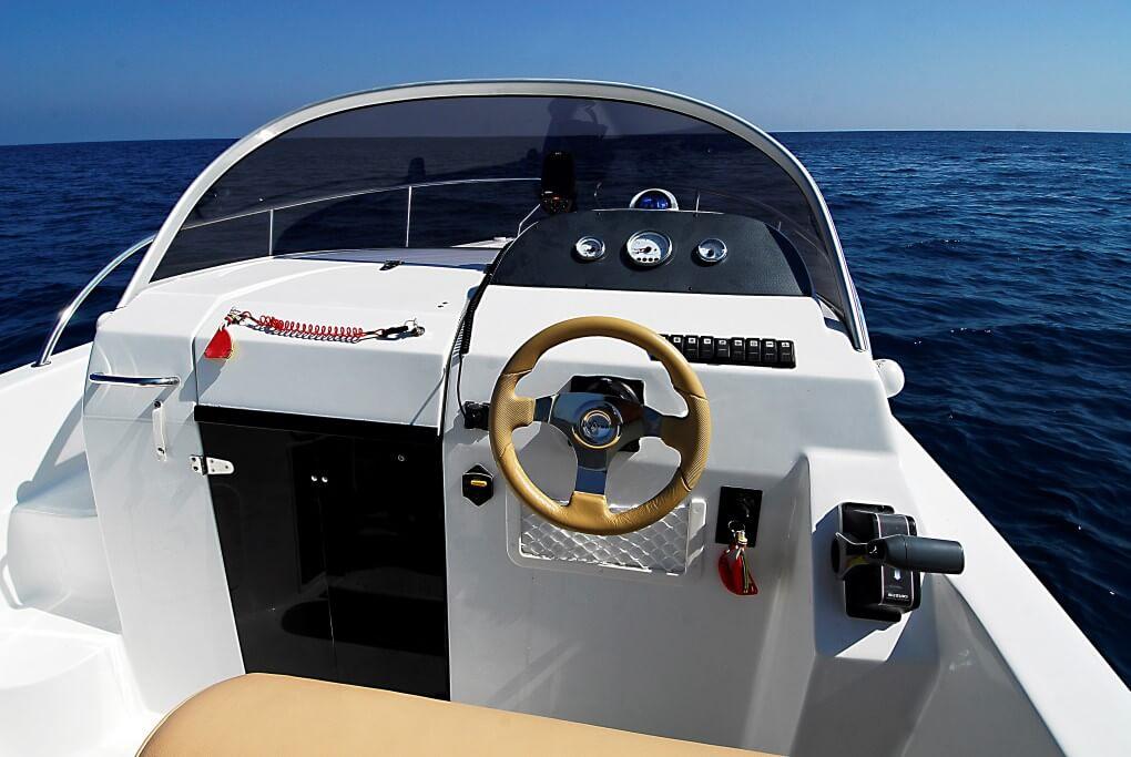 Alquilar barca con camarote