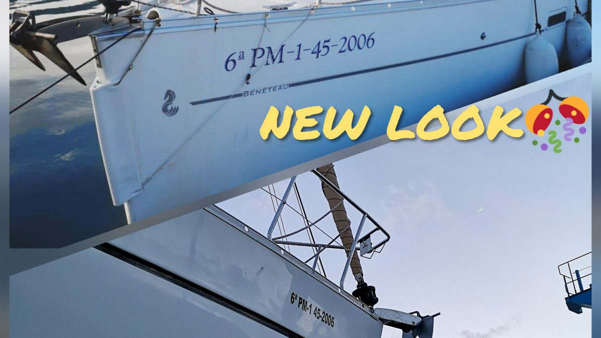 Beneteau Oceanis 323 renovado 2019